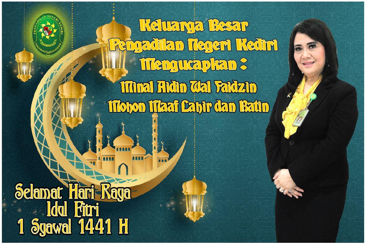 Selamat Hari Raya Idhul Fitri 1441H