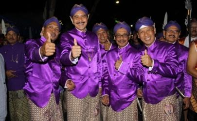 Pawai Nite Carnival Kota Kediri