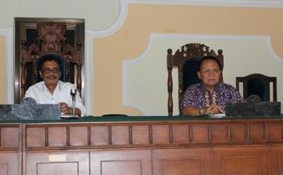 Brifing Rutin Seluruh Hakim, Pegawai dan Karyawan/Karyawati Pengadilan Negeri Kediri