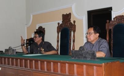 Rapat Evaluasi Kinerja Pengadilan Negeri Kediri