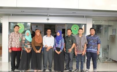 Foto Bersama dengan PSG dari Sekolah Pawyatan Dhaha Kota Kediri