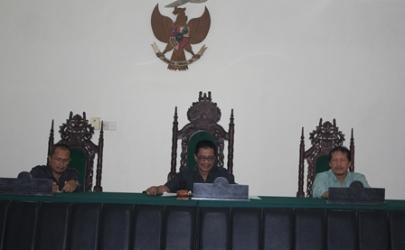 Kunjungan Mahasiswa STAIN Kota Kediri Ke Pengadilan Negeri Kediri