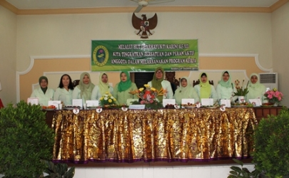 Lomba Kudapan Non Beras di Ikuti Oleh Anggota Dharmayukti Karini